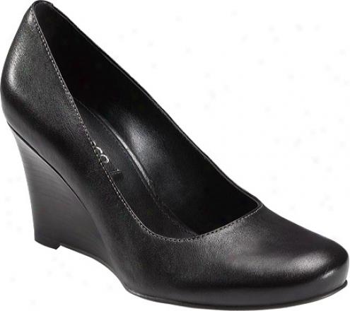 Ecco Lulea (women's) - Black Old Western Leather