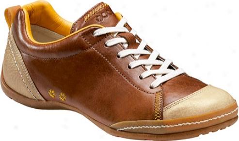Ecco Sofia (wpmem's) - Sand/mahogany Leather Vintage/volcano