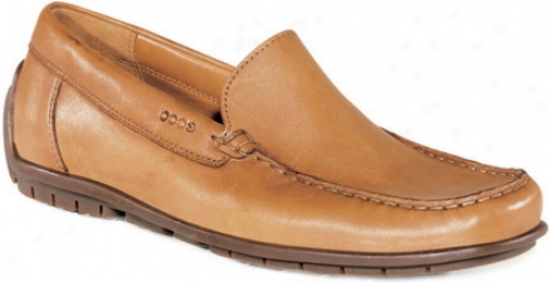 Ecco Soft Slip On (men's) - Teak