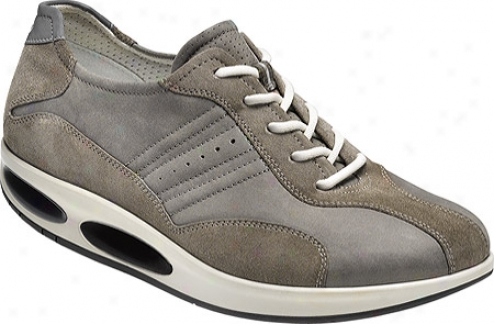 Ecco Tao (women's) - Warm Grey/warm Grey Suede/nubuck