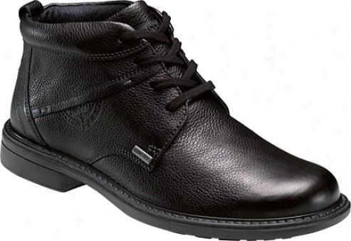 Ecco Turn Gtx Boot (men's) - Black Luxr Leaather