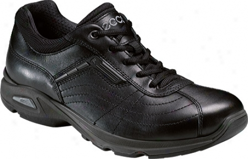 Ecco Wells (men's) - Black Lux