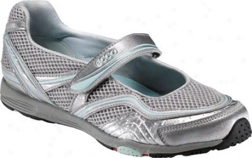 Ecco Yameo (women's) - Silver/strlight Synthetic