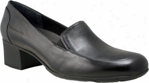Ekites Jeckl3 (women's) - Black Mestico Leather