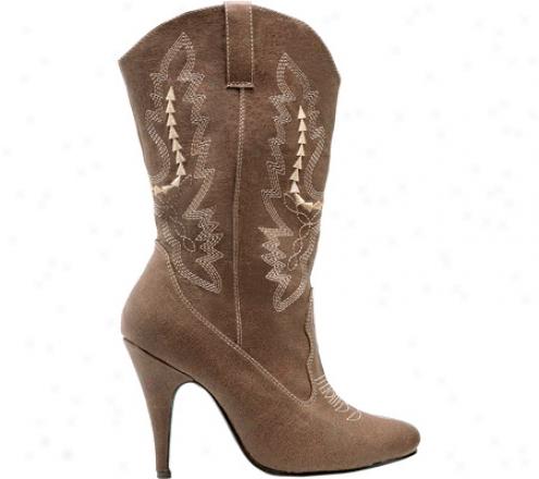 Ellie Cowgirl-418 (women's) - Brown