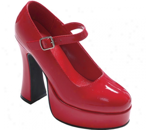 Ellie Eden-557 (women's) - Red
