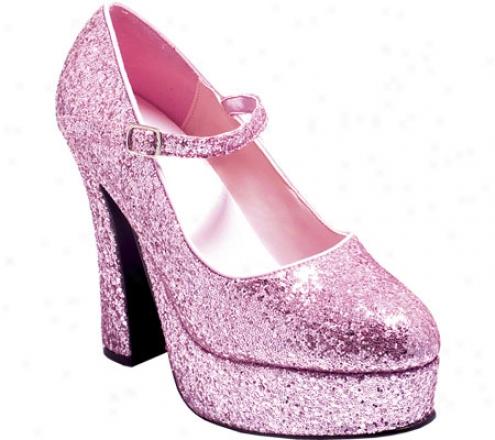 Ellie Eden-g-557 (women's) - Pink Glitter