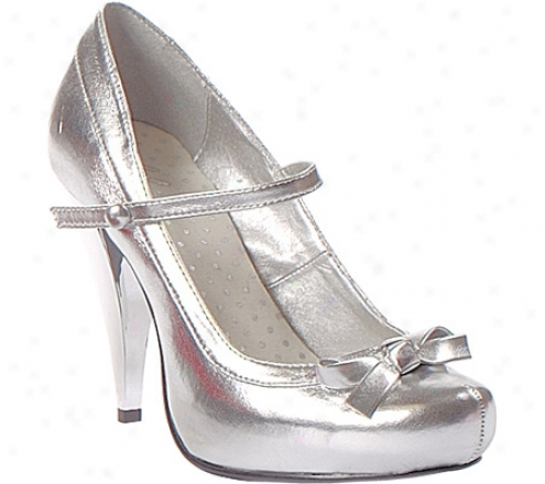 Ellie Glam-576 (women's) - Silver