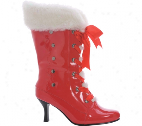 Ellie Noel-257 (women's) - Red