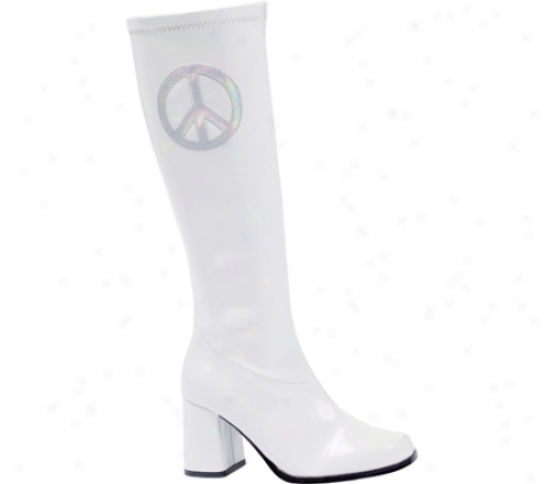 Ellie Peace-300 (women's) - White