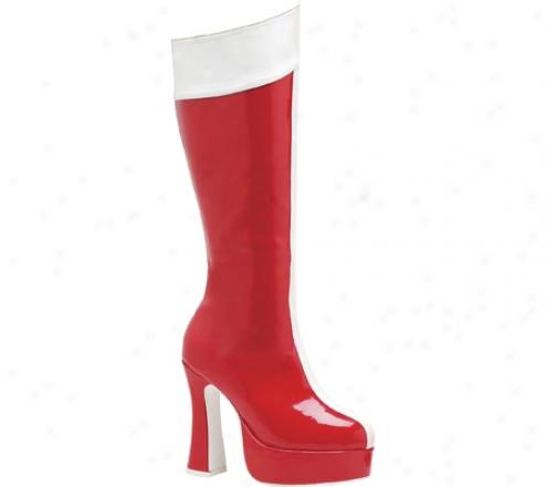 Ellie Valerie-557 (women's) - Red/white