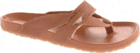 Emu Portsea (women's) - Full Grain Tan