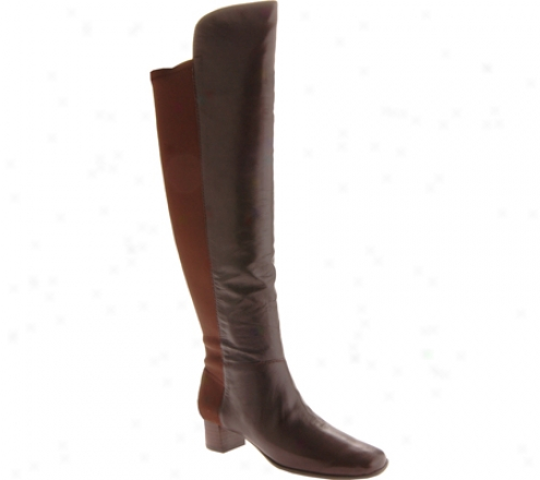 Enzo Angiolini Arzaga (women's) - Brown Leather