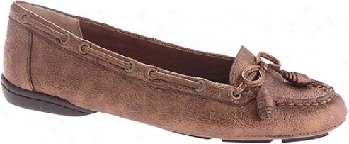 Enzo Angillini Bartoko (women's) - Bronze Leather