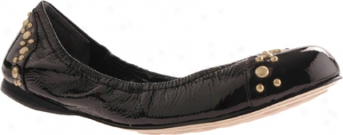 Enzo Angiolini Nexter (women's - Black Patent Leather