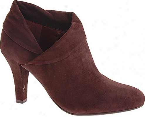 Enzo Angiolini Rachey (women's) - Dark Brown Suede