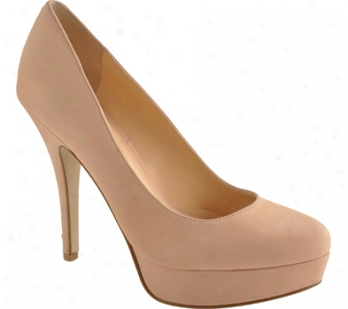 Enzo Angiolini Studded (women's) - Light Pink Leather