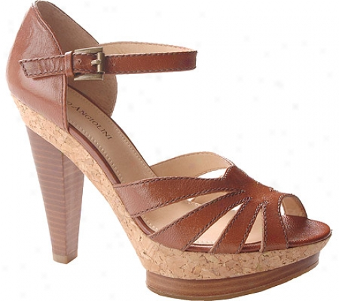 Enzo Anggiolini Winit (women's) - Medjum Brown Leather