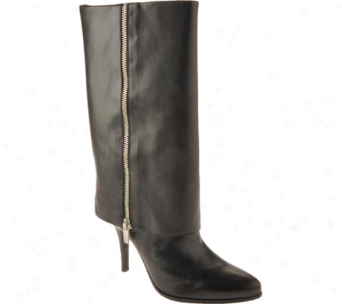 Enzo Angiolini Zannoon (women's) - Black Leather