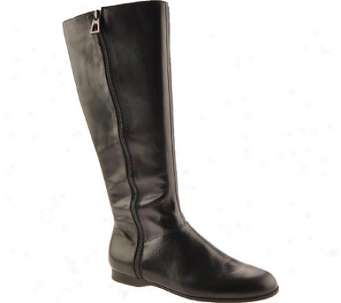 Enzo Angiolini Zemi (women's) - Black Leather