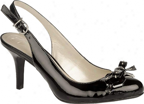 Etienne Aigner Bronte (women's) - Blacm Synthetic