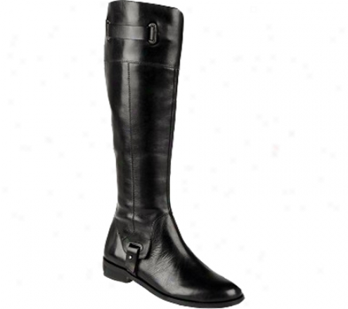 Etienne Aigner Gilbert (women's) - Black Leather