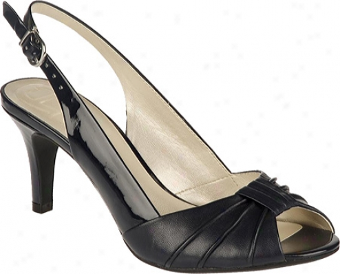 Etienne Aigner Kyros (women's) - Black Synthetic