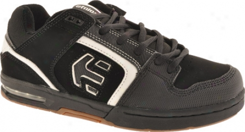 Etnies Chrome 02 (men's) - Black/white/gum