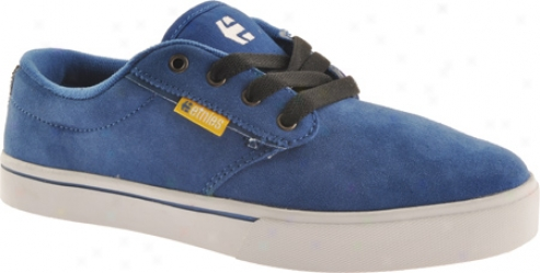 Etnies Jameson 2 Col W/rider (men's) - Blue/yellow