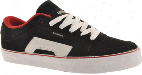 Etnies Rvs (men's) - Black/white/red