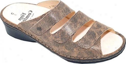 Finn Comfort Cremona (women's) - Root Leather