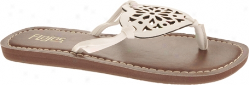 Flojos Samantha (women's) - White