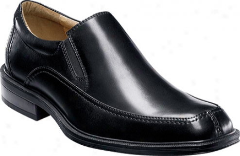 Florsheim Bogan (men's) - Black Leather