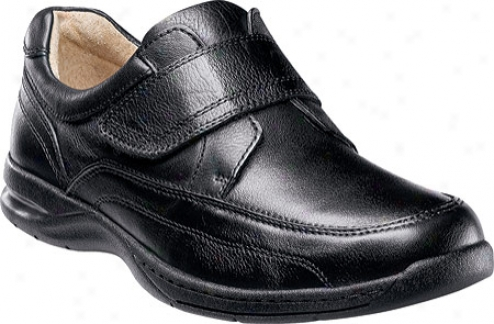 Florsheim Dorado (men's) - Black Leather