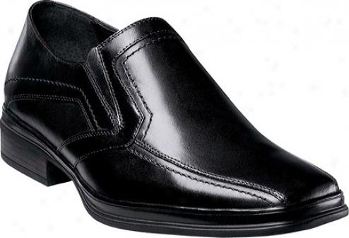 Florsheim Kenley (men's) - Black Leather