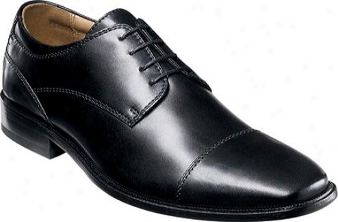 Florsheim Minturn (men's) - Black Leather