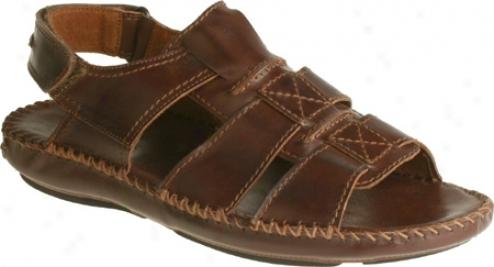 Florsheim San Diego (men's) - Brown Leather