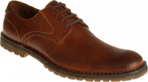Florsheim Sargent (men's) - Chestnut Leather
