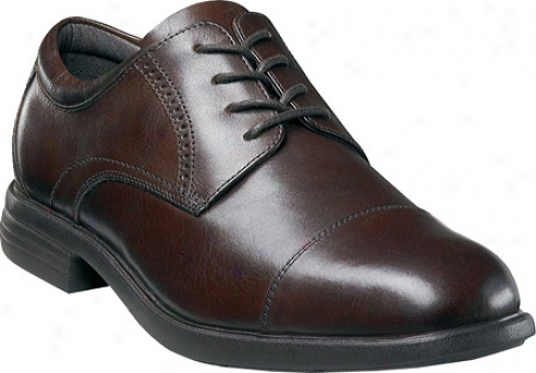 Florsheim Schiller (men's) - Brown Leather