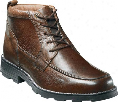 Florsheim Trapper (men's) - Brown Waterproof Leather