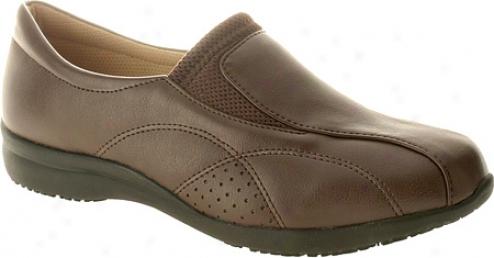 Fly Flot Randi (women's) - Brown Leather