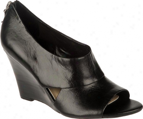 Franco Sarto Game (women's) - Black Leather