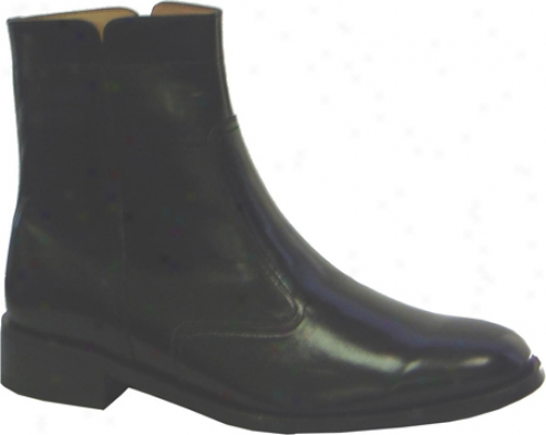French Shriner Frisco (men's) - Black Leather