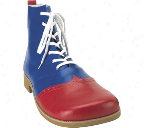 Funtasma Clown 01 (men's) - Red/blue Pu