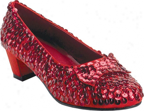 Funtasma Dorothy 05 (girls') - Red Sequins