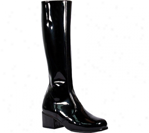 Funtasma Gogo (women's) - Black Patent