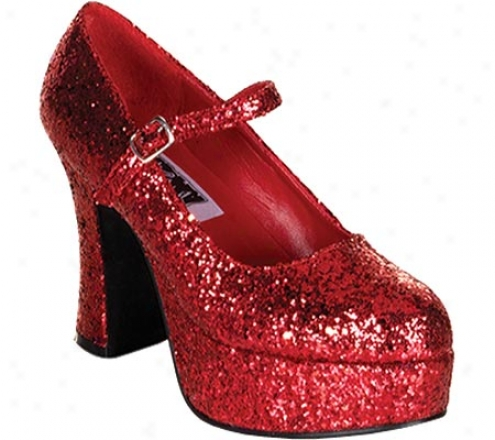Funtasma Maryuane 50g (women's) - Red Glitter