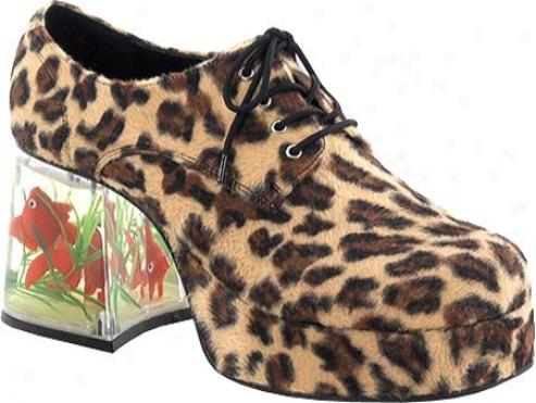 Funtasma Pimp 02 (men's) - Cheetah Fur