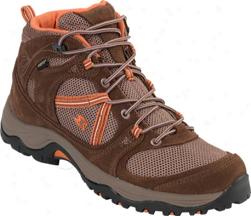 Garmont Amica Mid Gtx (women's) - Chocolate/spice