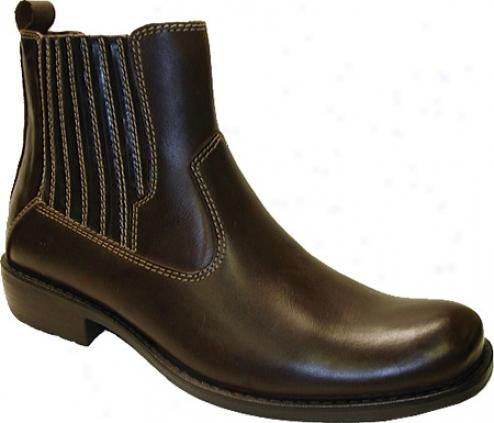 Gbx 13349 (men's) - Brown Nappa Milano